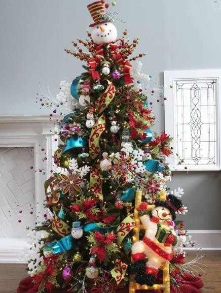 Arbol de navidad 2015 2016 118 curso de organizacion del hogar y decoracion de interiores - Decoracion de navidad 2015 ...