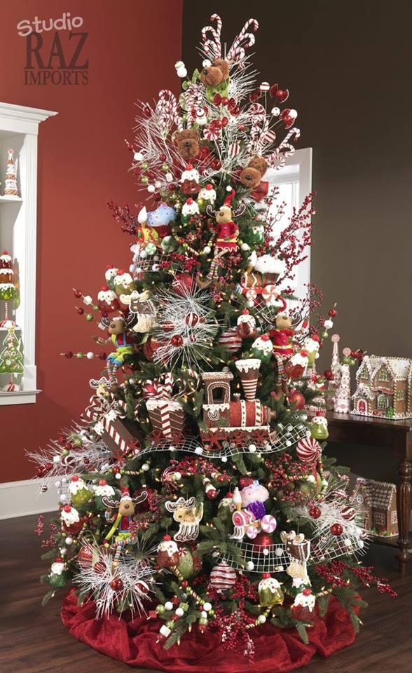 Arbol de navidad 2015 2016 139 curso de organizacion del hogar - Decoracion arbol navidad 2015 ...