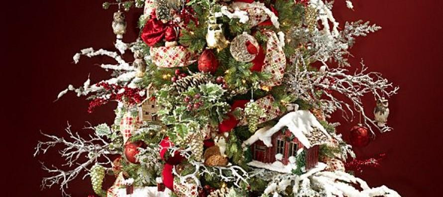 Decoracion de arboles de navidad 2017 2018 curso de - Decoracion arboles navidenos ...