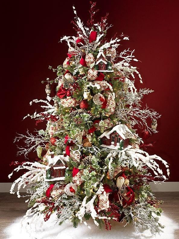 Decoracion de arboles de navidad 2017 2018 curso de - Decoracion arbol navidad ...