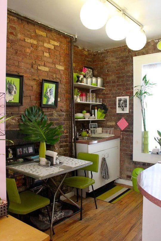 Decoración de apartamentos pequeños 2019