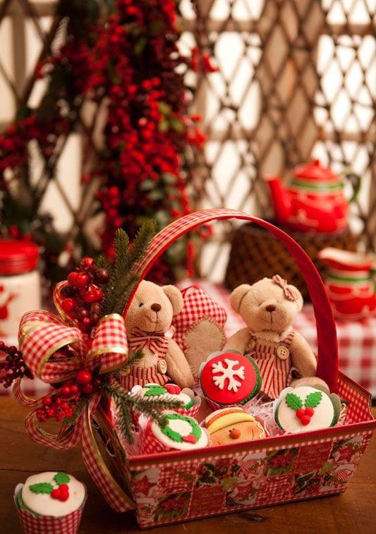 ceCestas de navidad