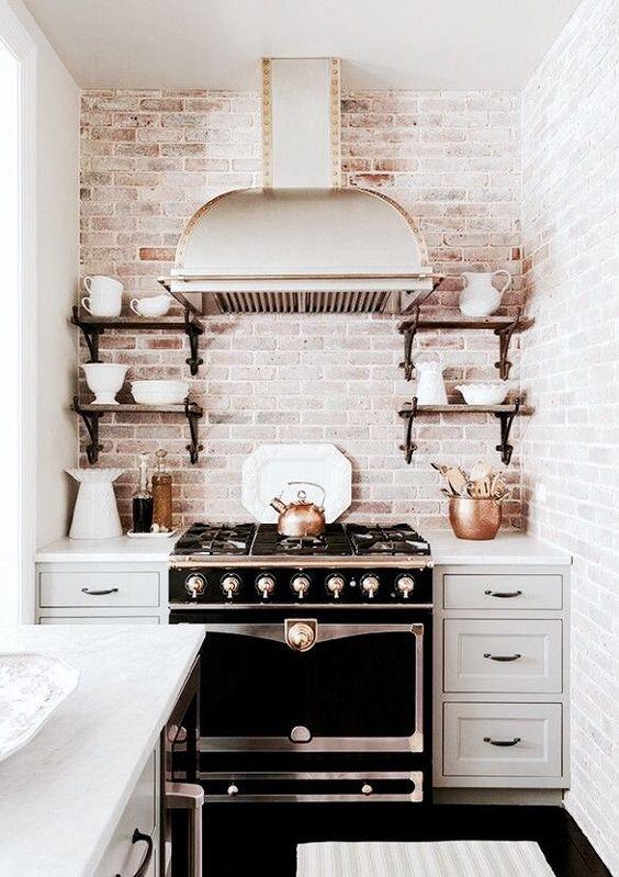 cocinas pequenas alargadas vogue 2018 (5)