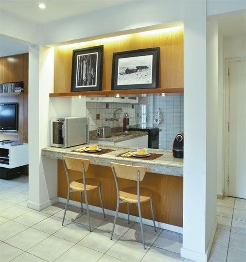 Cocinas pequenas curso de organizacion del hogar y for Cocinas exteriores pequenas