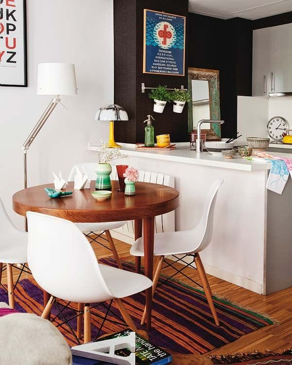 decoracion de apartamentos pequeños modernos