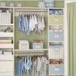 Como organizar closet infantil