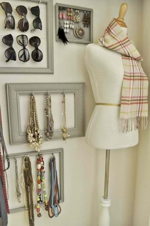 Como organizar collares curso de organizacion del hogar for Clases de decoracion de interiores
