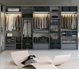 Como organizar mi closet