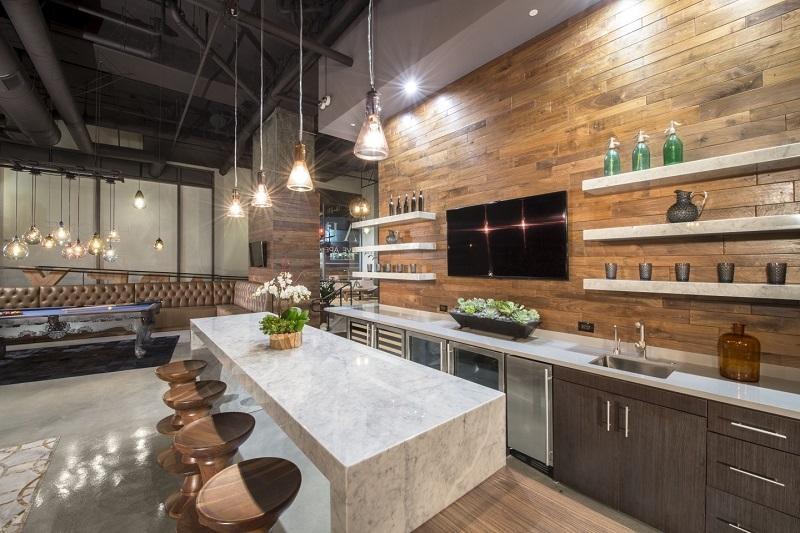 decoracion de cocinas sala y comedor Juntos 2018