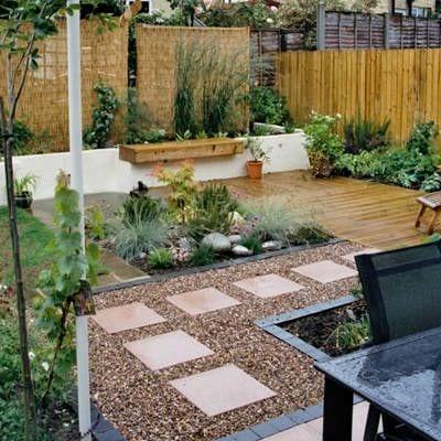 Decoracion de jardines con piedras 13 curso de for Como decorar el patio con piedras