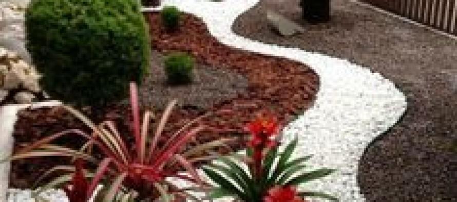 Decoracion de jardines con piedra curso de organizacion - Decorar el jardin con piedras ...