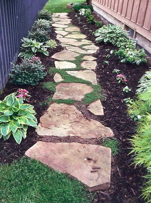 decoracion-de-jardines-con-piedras (27) - Curso de Organizacion del ...