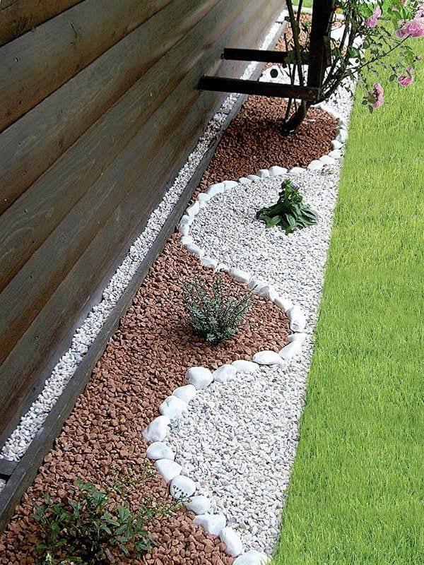 Decoracion de jardines con piedras 4 curso de for Jardines decorados con piedras y plantas