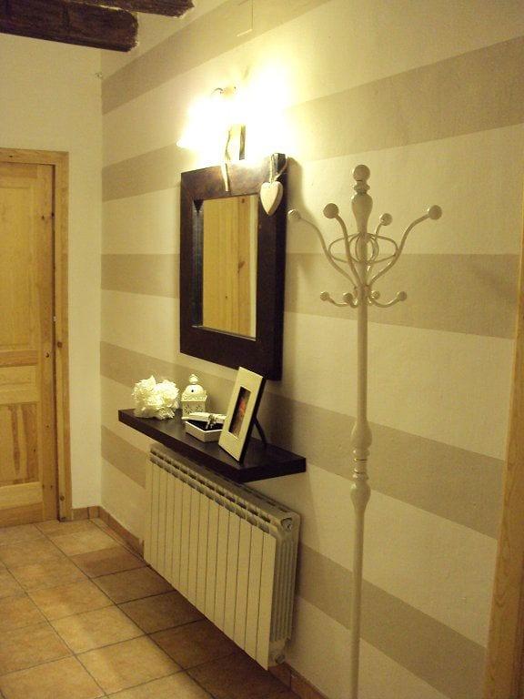 Decoracion de pasillos curso de organizacion del hogar y decoracion de interiores - Como decorar un pasillo estrecho ...