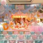 Decoracion fiesta de carrucel