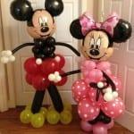 Decoracion fiesta de mickey mouse