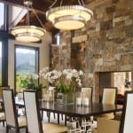 Decoracion living comedor