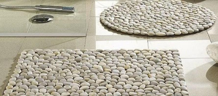 Como hacer tapetes de piedra curso de organizacion del for Clases de tapetes
