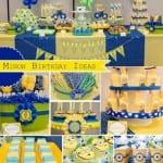 Fiesta de minions