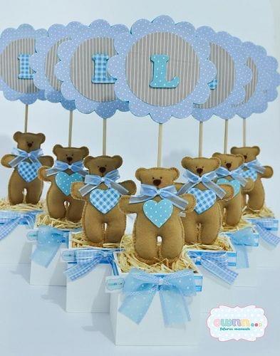 Ideas Baby Shower Nino Ositos.Fiestas Infantiles Baby Shower De Osos Curso De