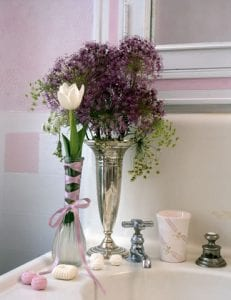 Ideas plantas para decorar el baño