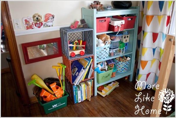 Ideas diy reciclar cajas de plastico 15 curso de for Decoracion y organizacion del hogar