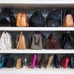 Como organizar bolsas