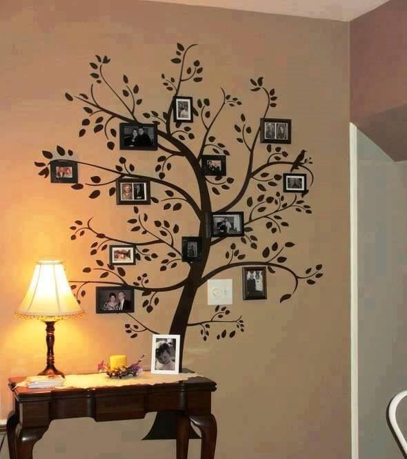 ideas para decorar paredes - Decorar Paredes