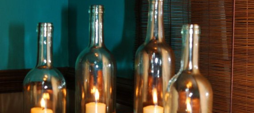 Reciclar botellas diy