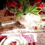 Mesas san valentin