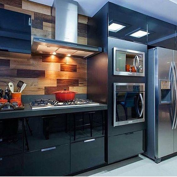 moda en color para decoracion de cocinas 2018 (3)