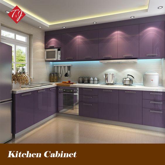 color para decoracion de cocinas 2018