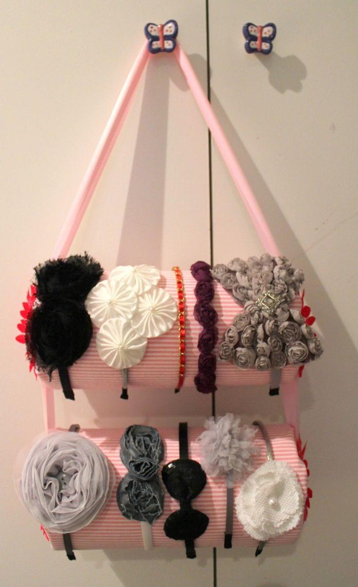 Organizacion de accesorios para cabello curso de Accesorios para decorar interiores
