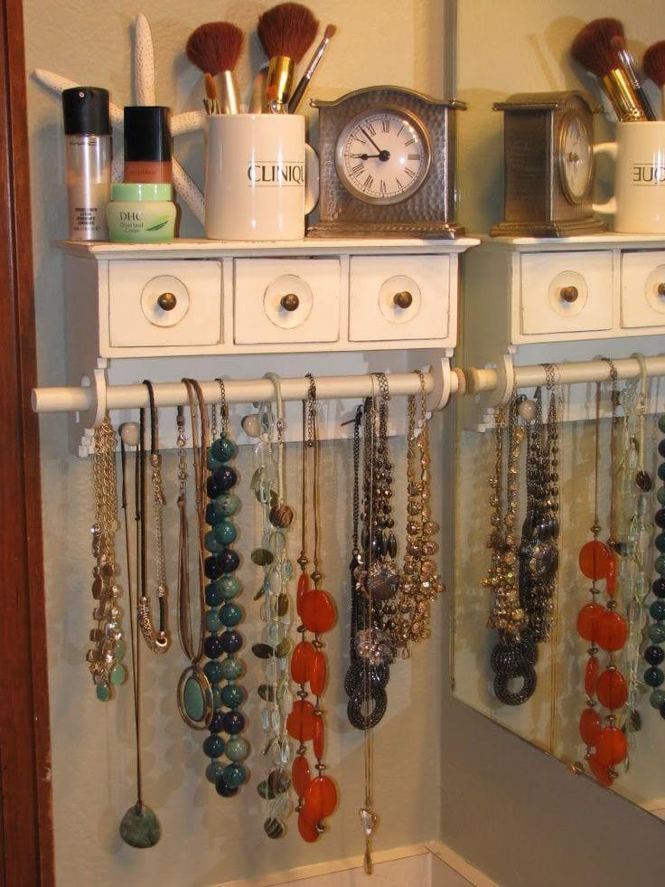 Organizar accesorios 17 curso de organizacion del hogar Accesorios para decorar interiores