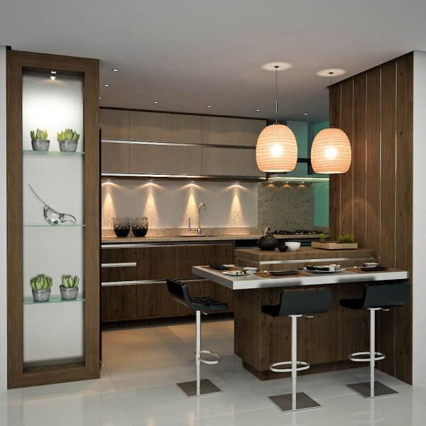 Como decorar y organizar la cocina