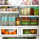 Como organizar el refrigerador o heladera