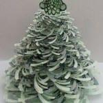 Pinos de navidad en miniatura