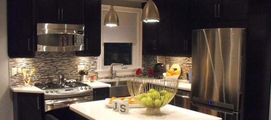 Decoracion de cocinas peque as curso de organizacion del - Decoracion sencilla para casas pequenas ...