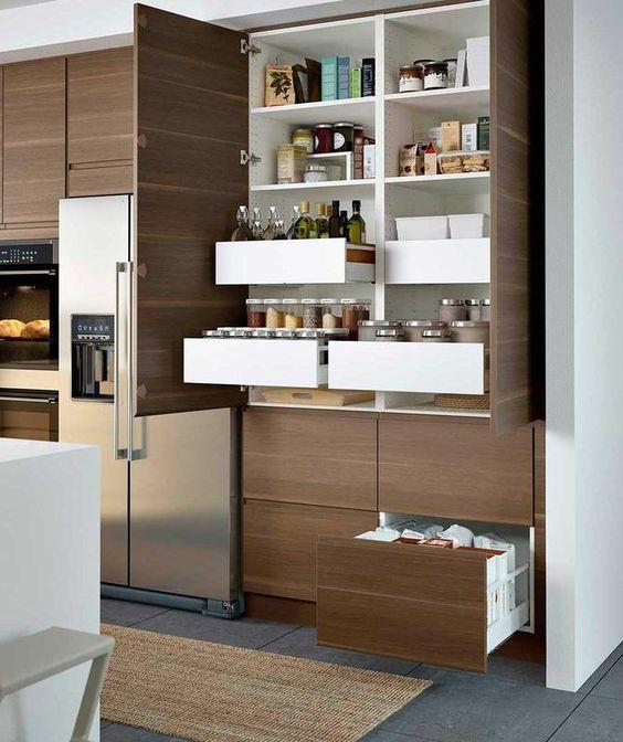tendencia en cajones para la decoracion de cocinas 2018 (2)
