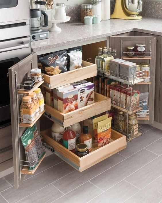 tendencia en cajones para la decoracion de cocinas 2018 (8)