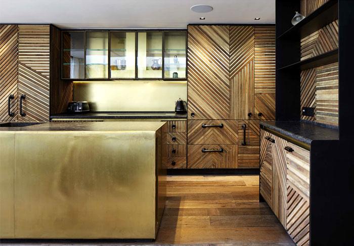 tendencia en decoracion de cocinas 2018 elegantes y funcionales (3)