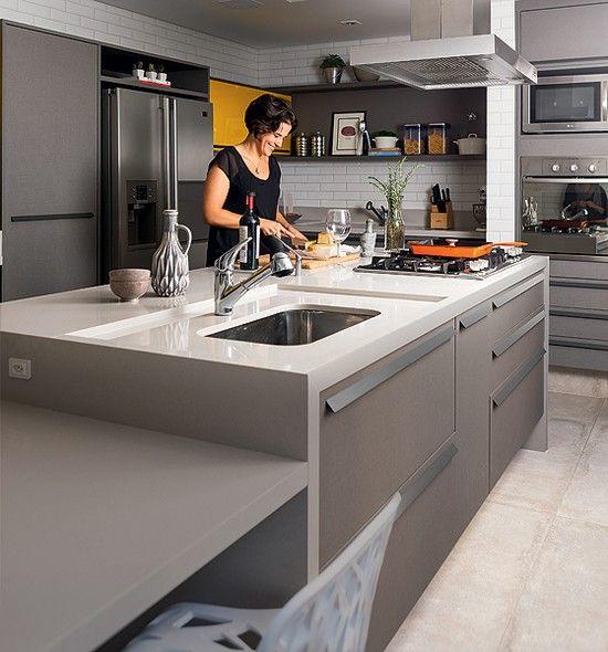 tendencia en fregaderos lavaplatos o grifos para decoracion de cocinas 2018 (1)