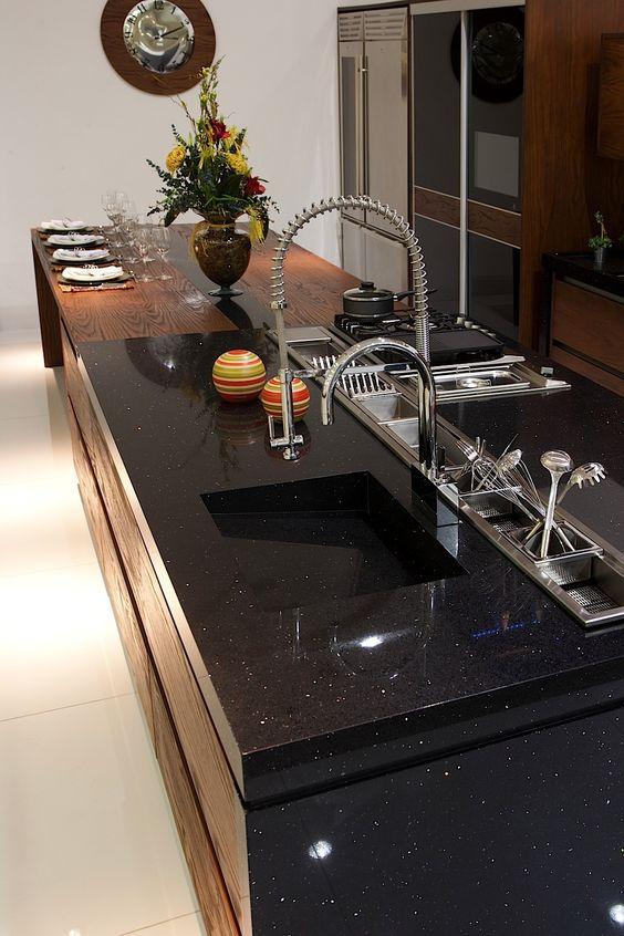 tendencia en granito para encimera o barra para cocinas 2018 (1)