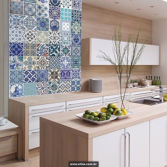 Tendencia en decoraci n de cocinas 2018 elegantes y - Tendencias decoracion 2018 ...