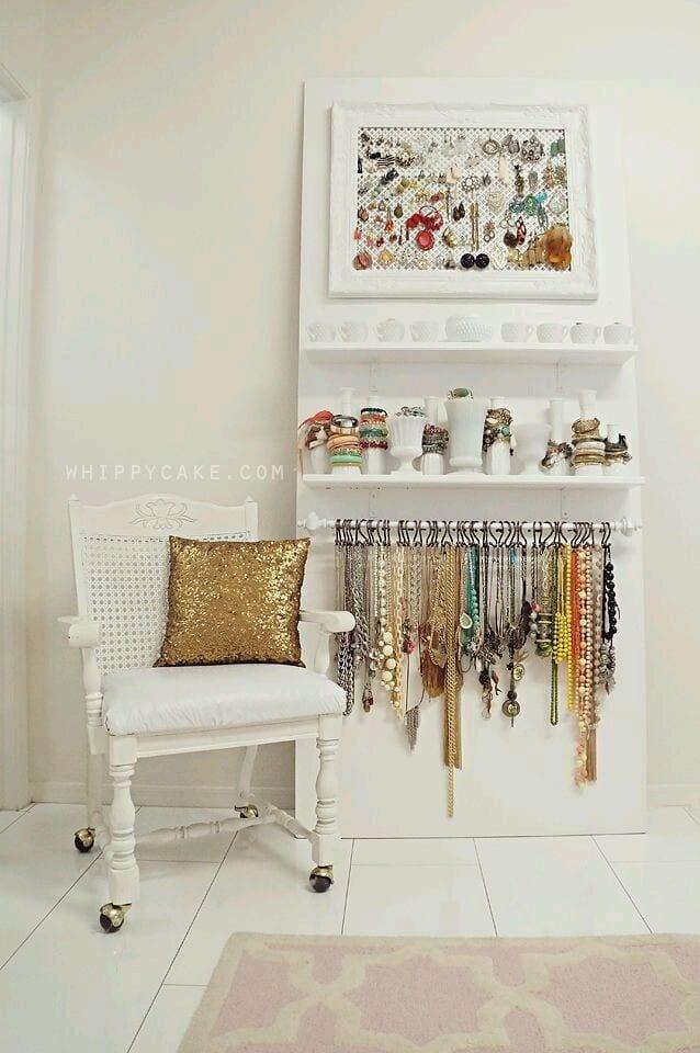 22 ideas para organizar tus accesorios 15 curso de Accesorios para decorar interiores