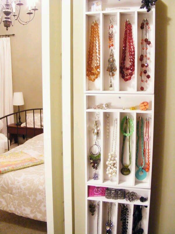 22 ideas para organizar tus accesorios 17 curso de Accesorios para decorar interiores