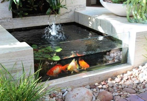 30 ideas para decorar tu jardin con fuentes 8 curso de - Ideas para decorar tu jardin ...