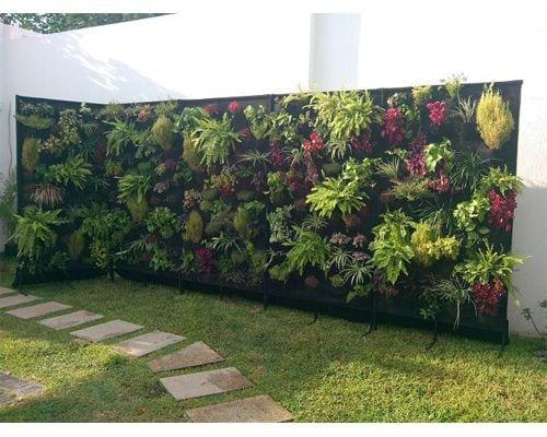 Dise os de jardines verticales 12 curso de for Jardines verticales casa