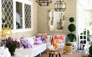 Ideas de salas para exteriores