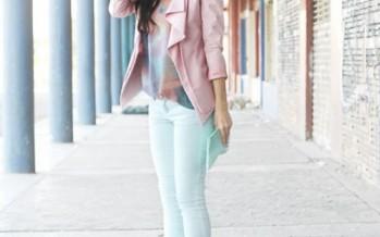 Outfit con blazer para adolescentes